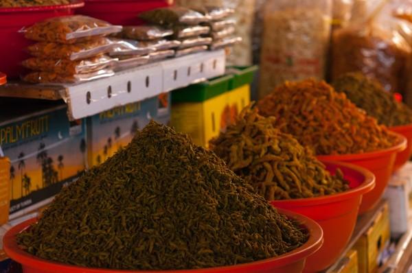 Market in Bandung