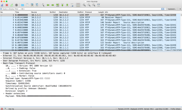 Debugging encrypted RTP is more fun than it used to be - Advancing