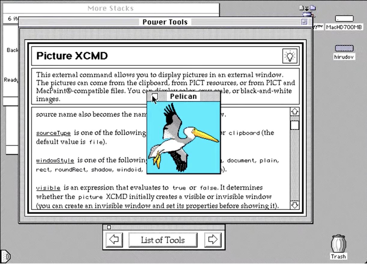 HyperCard(Color)