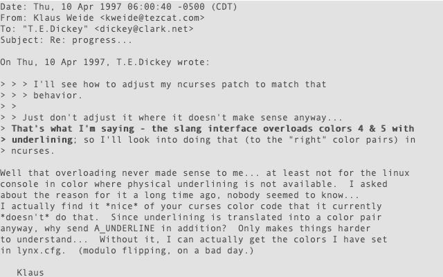 1992 Linux Kernel
