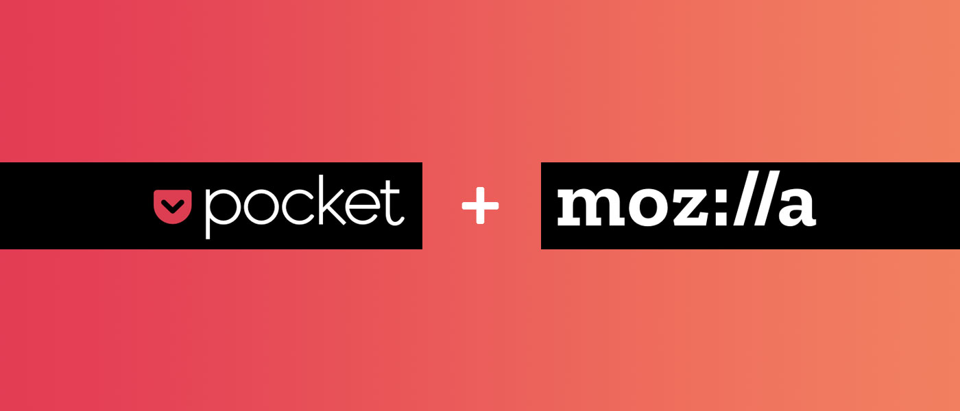 Pocket + Mozilla