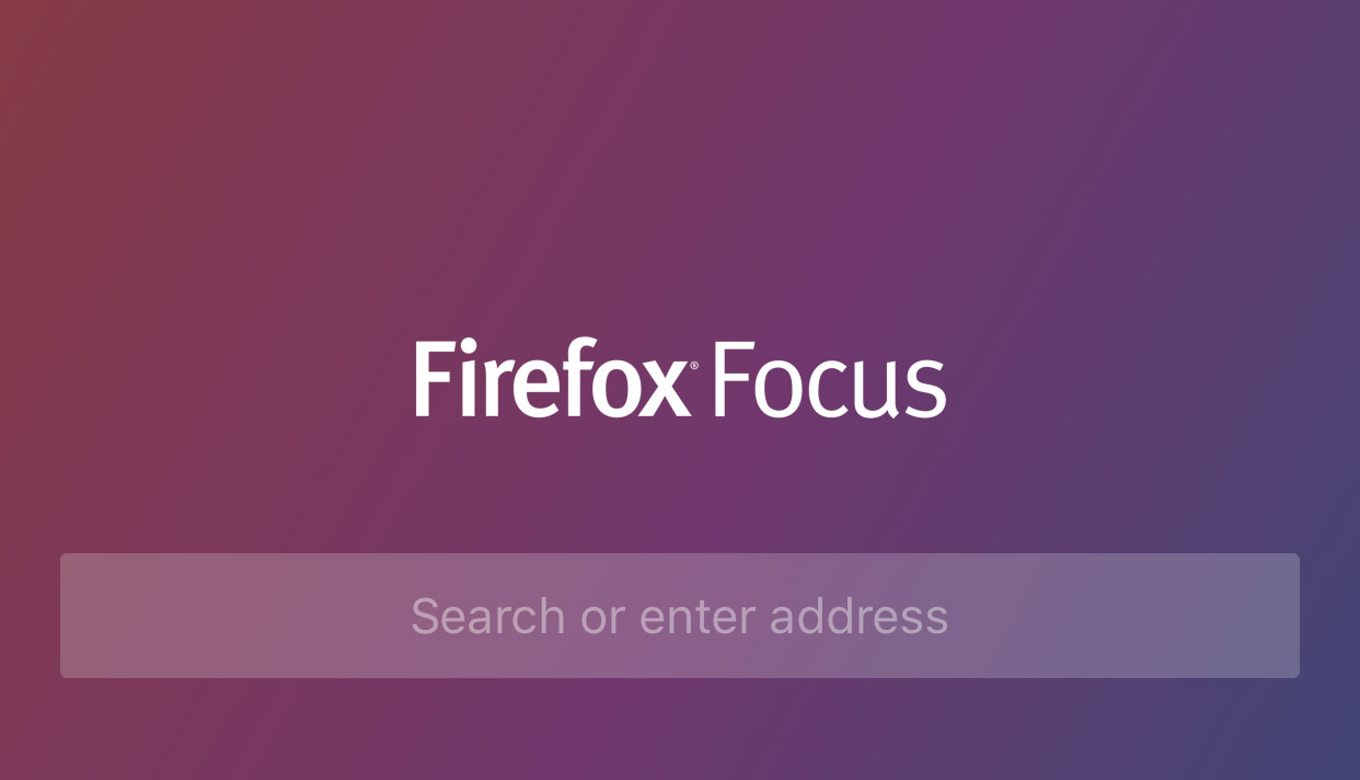 Introducing Firefox Focus - A Free, Fast Private Browser for iPhone