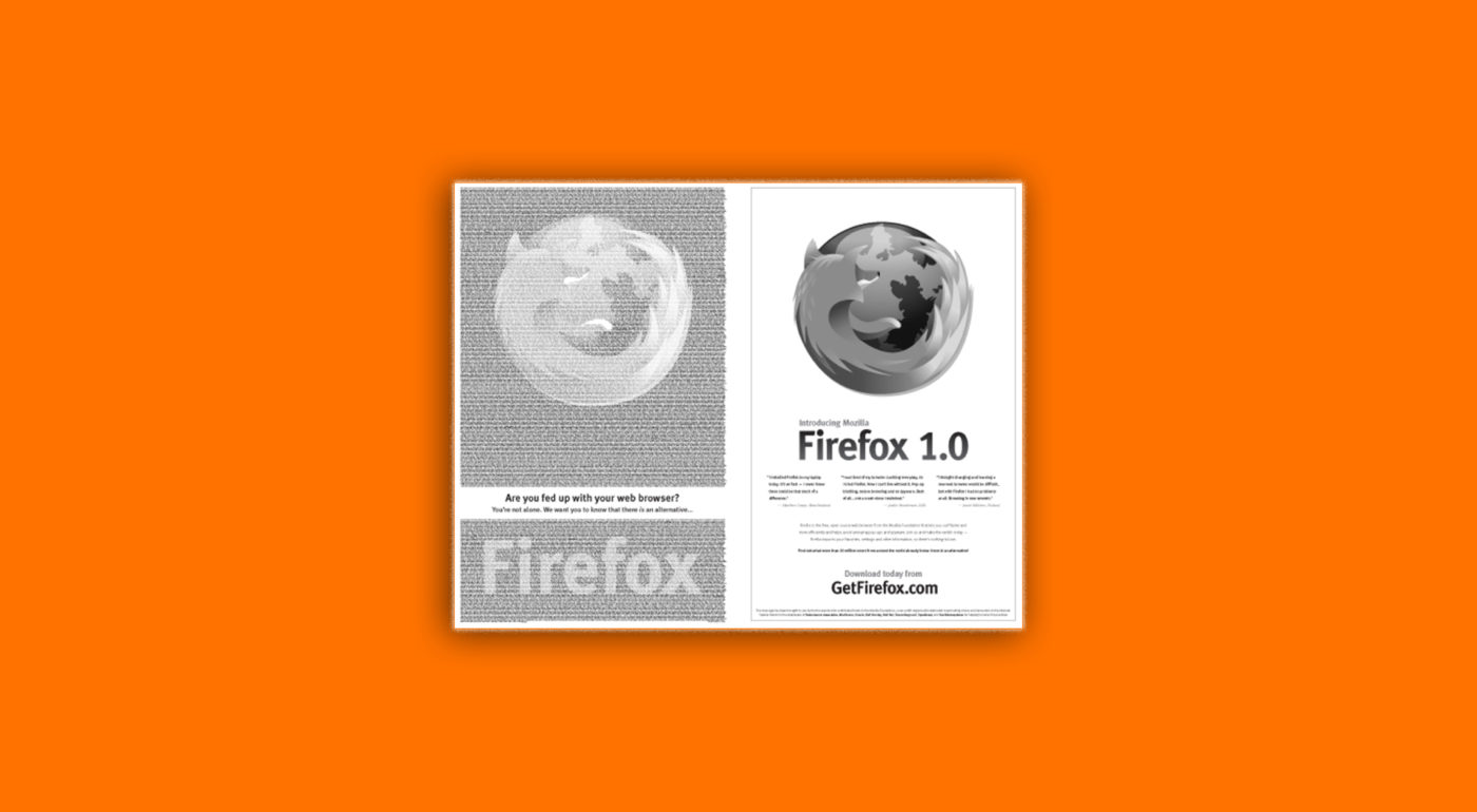 Fast  For good  Launching the new Firefox into the World
