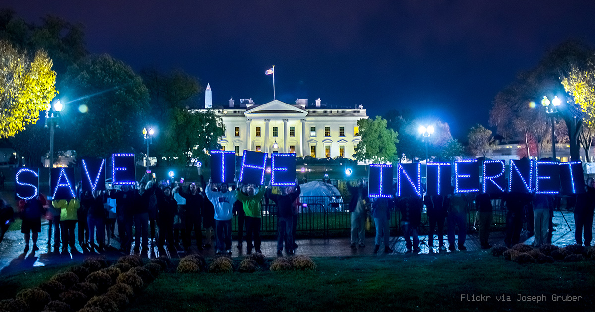 Today's net neutrality vote ? an unsurprising, unfortunate disappointment – The Mozilla Blog
