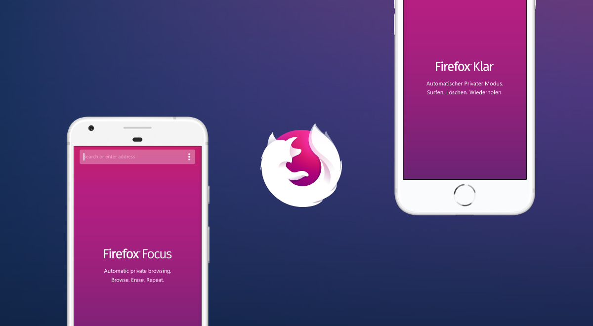 New Features in Firefox Focus for iOS, Android - now also on