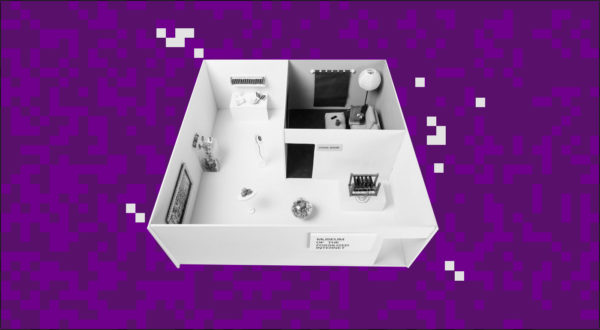 3D model of the minature museum